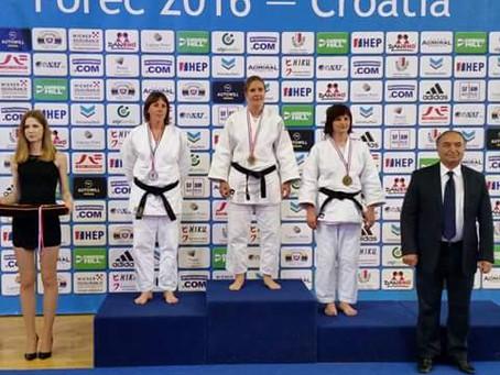 JUDO Masters EUROPAMEISTERSCHAFT 2016