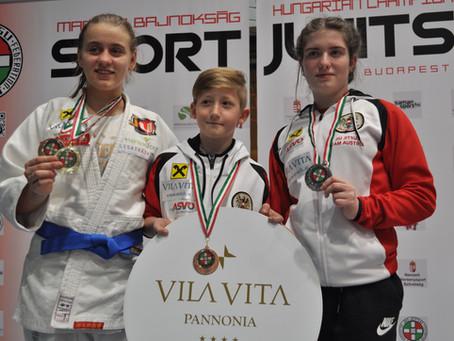 Internationales Jiu Jitsu BUDAPEST OPEN 2018