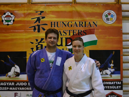 Internationale Ungarische JUDO Masters