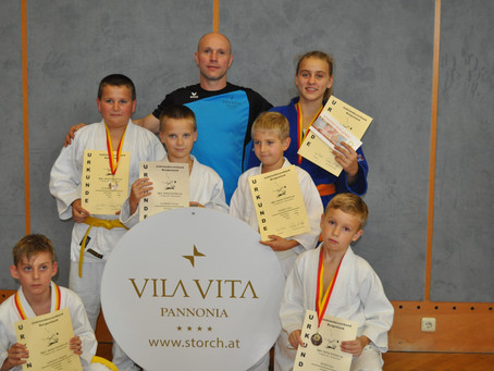 Bgld. JUDO Herbst-Cup 2015