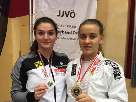 Österreichische Jiu Jitsu Meisterschaften 2019 im Duo-, Fighting- und Ne-waza-System