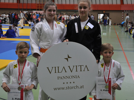 2. Internationales Jiu Jitsu VIENNA OPEN