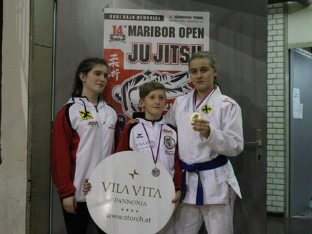 14. Internationales Jiu Jitsu ROBI RAJH OPEN