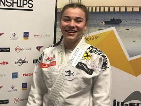 Jiu Jitsu Weltmeisterschaft 2018