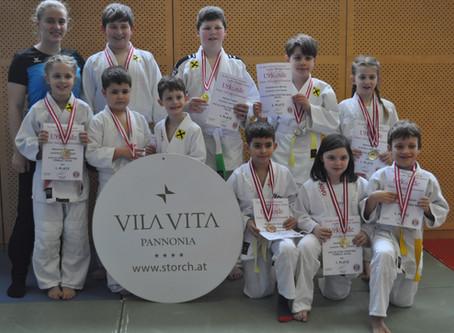 Österreichische Jiu Jitsu Neulingsmeisterschaften 2020 im Duo-, Fighting- und Ne-waza-System