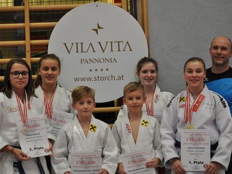 Österreichische Jiu Jitsu Meisterschaften 2016 im Duo-, Fighting- und Ne-waza-System