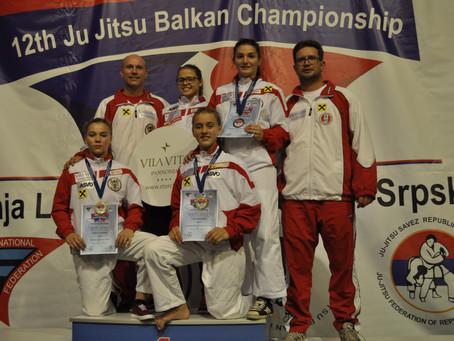 Jiu Jitsu U15 World Cup + Balkan Open 2015