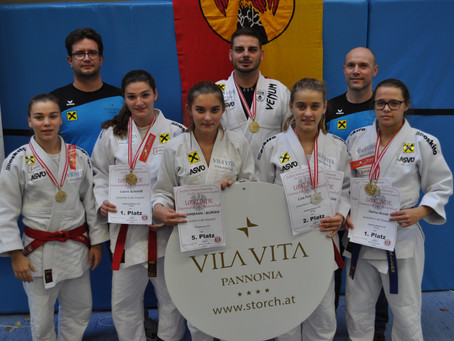 Österreichische Jiu Jitsu Meisterschaften und Staatsmeisterschaften