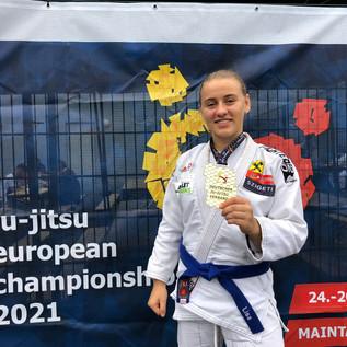 Jiu Jitsu U18/U21 Europameisterschaft 2021