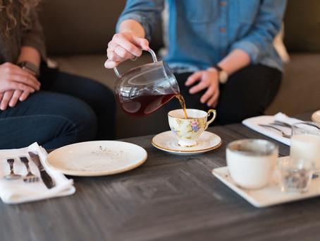 Connecting Through the Ritual of Tea