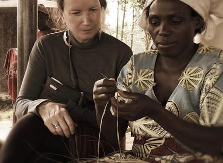 Learning to Weave in Rwanda