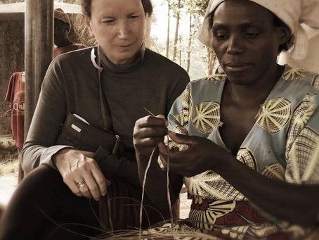 Learning to Weave in Rwanda