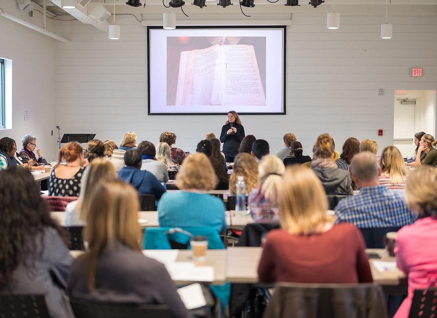 Becca Speaking at Workshop 11.13.2017-12