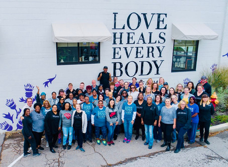Group Photo: #loveheals