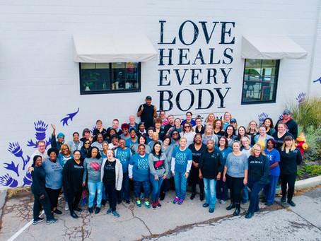 Group Photo: #loveheals