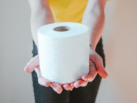 Sharing Toilet Paper as a Spiritual Discipline