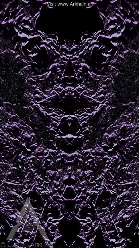 Violet Aether Creatures