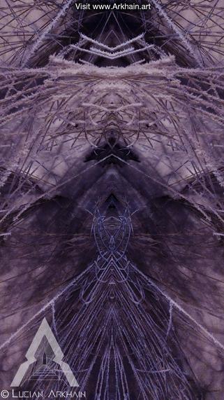 Grass Pyramid Creature
