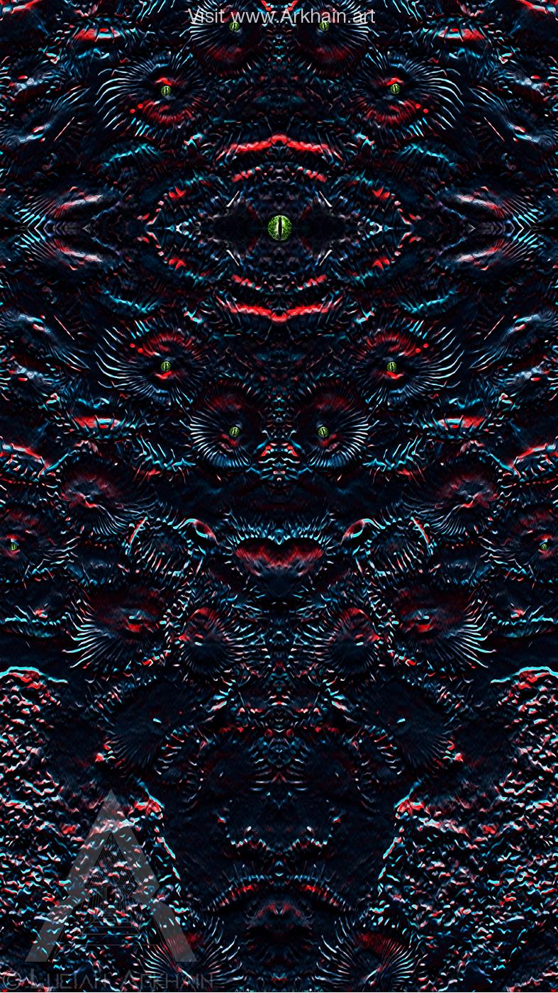 Eyes in the Depths