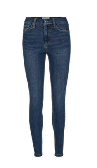 FQ Charlow medium blue jeans