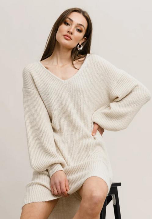 R&C knit dress Miranda