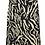 Thumbnail: ydence skirt Faye black tiger print