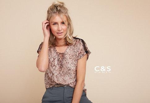c&s design shirt bruin 20vfc13-1471