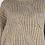 Thumbnail: Millenium trui Madeleyn taupe