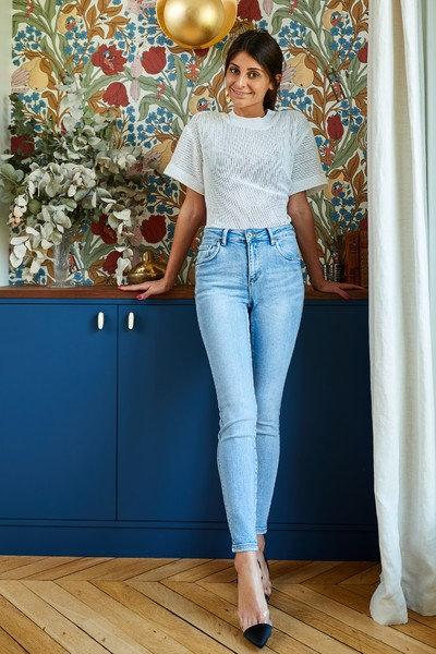 Toxik lichte jeans pushup