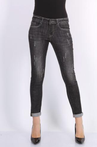 Toxik grijze jeans GO288-A