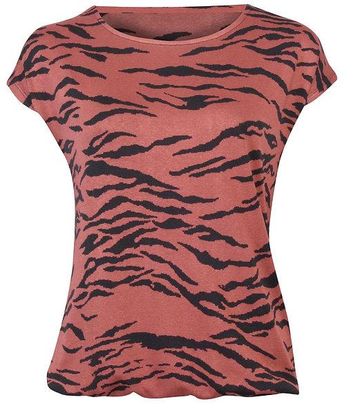 Shirt Amy wild brique