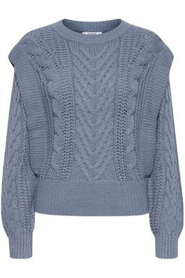BYOTINKA CABLE JUMPER BLUE