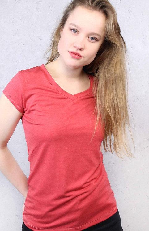 Shirt Lotte rood