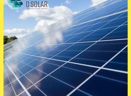 ניטור מערכת סולארית כתנאי הכרחי להגדלת התשואה