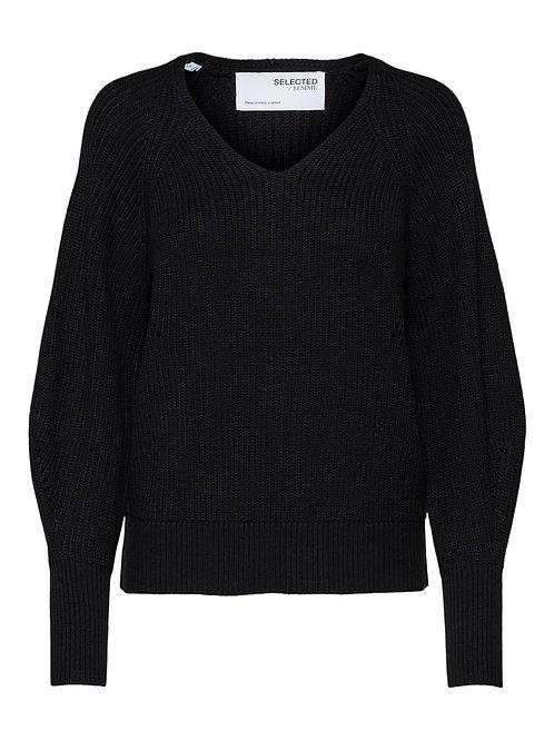 SELECTED FEMME  Long sleeve  knit V-neck