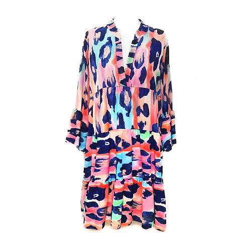 Kaftan Midi Dress