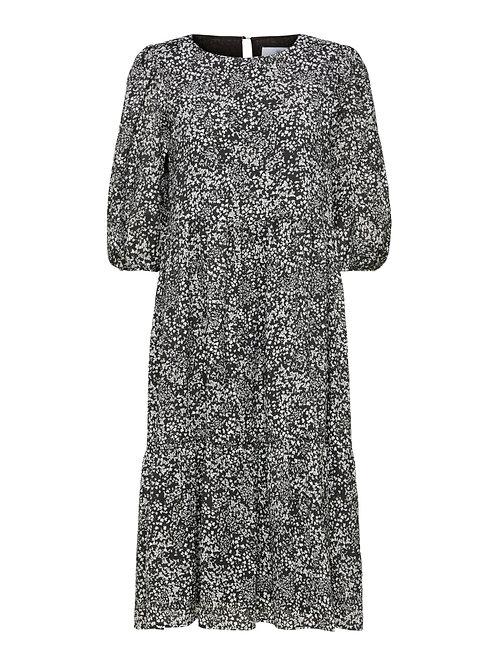 SELECTED FEMME  Half sleeve midi dress
