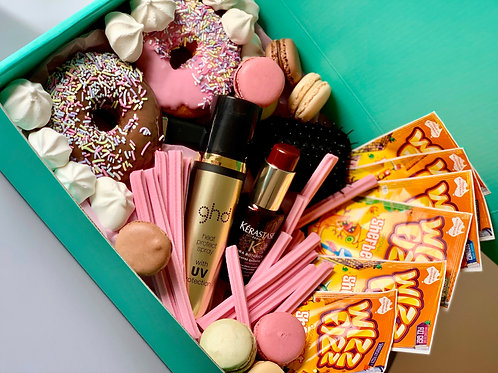 Sweet Surprise Donut/Lollies Gift Box