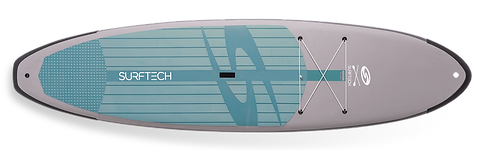 "Surftech - Transit Softop 10'6"""