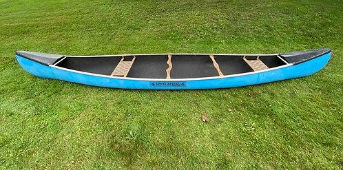 Appalachian Canoe