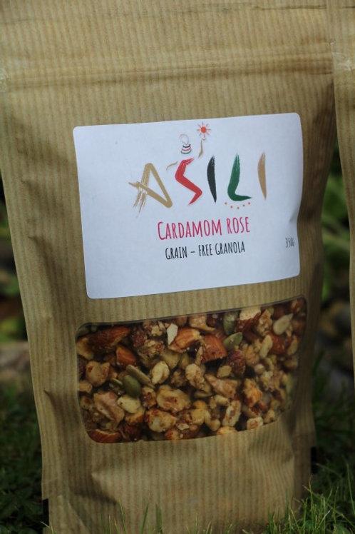 Cardamom Rose Grain Free Granola