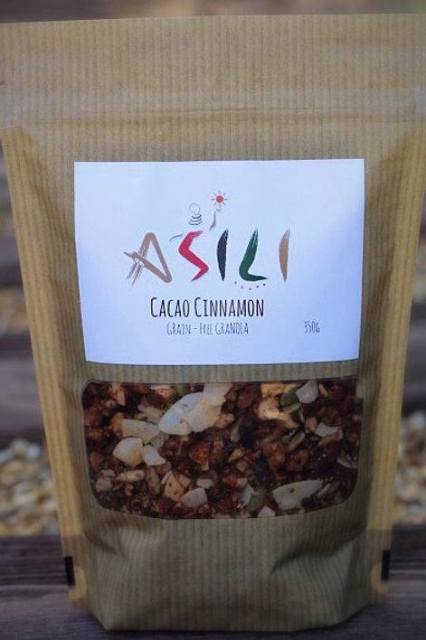 Cacao Cinnamon Grain Free Granola