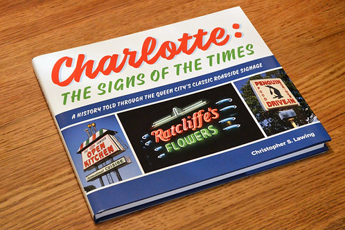 """Charlotte: The Signs of The Times"" Book"