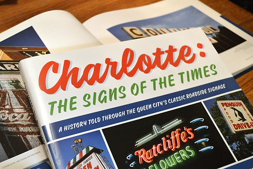 'Charlotte Signs' Book & Notecard Package