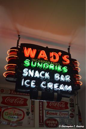 Wad's Soda Shop