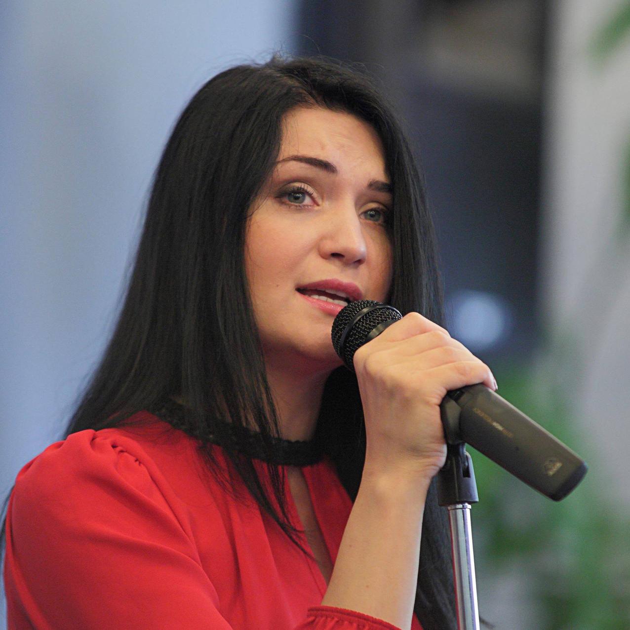 Kristina Oselsky-Kalmykov - Lebensquelle