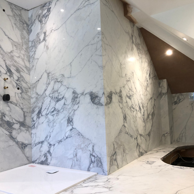 large format tiles flowing by lauzzo