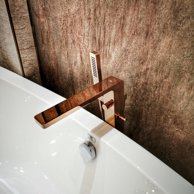 Bath tap inspiration by Lauzzo