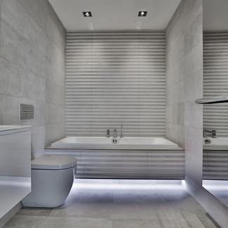 Porcelanosa bathroom by Lauzzo