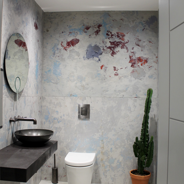 Casa Ceramica tiles installed by Lauzzo